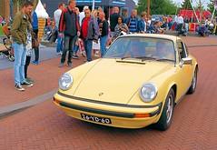 1978 Porsche 911S (Vriendelijkheid kost geen geld) Tags: nationale oldtimerdag lelystad 2018