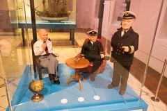 Naval officers (quinet) Tags: 2017 amsterdam maritimemuseum netherlands scheepvaartmuseum northholland neterlands 528