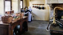 Les cuisines (6). (Françoise et Gérard) Tags: bourgogne burgundy beaune hospices hospicesdebeaune guygonedesalins