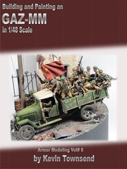 001 (kevin_townsend1961) Tags: 148 tamiya russian figures fwa heads conversion painting gazm track model modelling modeling diorama vignette dog groundwork street house berlin wwii quarter scale gazmm book howto weathering flag