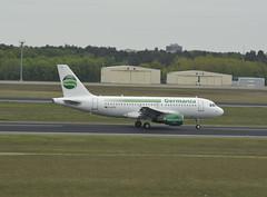 D-ASTK - Airbus A319-112 (Digi-Joerg) Tags: internationalerverkehrsflughafen berlintegel txl germania airbusa319 ersterflug16012003 heimatflughafenberlinschönefeld d germany