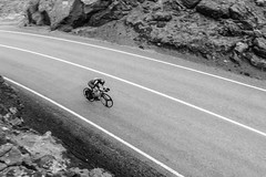 DSC06346 (Guðmundur Róbert) Tags: time trial tt iceland icelandic cycling biking road bike bikes reiðhjól bjartur hjól sony a7ii 14mm 2870mm black white sun down water aero uphill