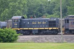 AOSX 84 S2 Minerva Ohio (Railpower5400) Tags: alco s2 nickel plate road nkp minerva ohio