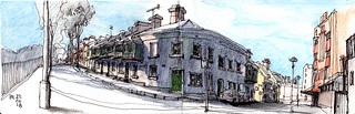 Merriman Street Millers Point