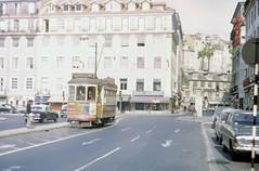 img599 (foundin_a_attic) Tags: lisbon portugal tram trolley streetcar transit porto