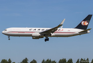 Cargojet Airways 767-300ER(F) C-FCCJ