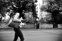 IMG_9822 (JetBlakInk) Tags: afro candid women streetphotography subjecttoground smartphone