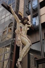 CARNE DOLORIDA HECHA ARTE (marthinotf) Tags: arte carnedolorida crucificado gregoriofernandez imagineros museodeescultura semanasanta valladolid castillayleon