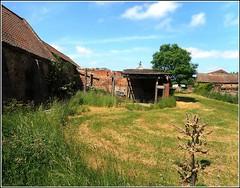 Abandoned & Derelict... (** Janets Photos **) Tags: uk villages lincolnshire farmbuildings derelictbuildings abandoned