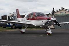 G-KOCO 1606ii copy (Baz Aviation Photo's) Tags: gkoco cirrus design corp sr22 wycombeairpark booker aeroexpo