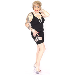 home18343 (Ann Drogyny) Tags: shoes legs heels crossdress crossdresser crossdressing cd tv tg ts transvestite transgender transsexual tranny tgirl glamour pinup mature cute sexy stockings nylons suspenders garters