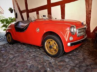 FIAT 600 Cabriolet (N3164)