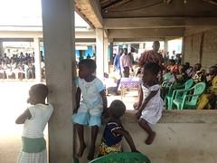 IMG_8638 (partnerschoolsworldwide) Tags: nes welcome ceremony community arrival children kids ghana africa