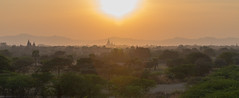 Bagan Sunset (David Mulder) Tags: myanmar burma bagan manalayregion myanmarburma iso31662mm