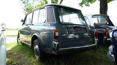 Autobianchi Bianchina Panoramica (vwcorrado89) Tags: autobianchi bianchina panoramica estate kombi combi station wagon stationwagon fiat 500 nouva