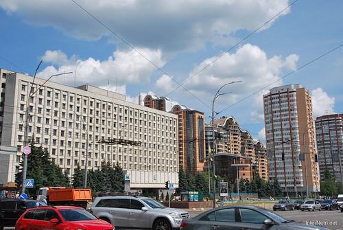 Київ, бульвар Лесі Українки  InterNetri Ukraine 262