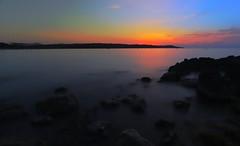 Der Tag kann beginnen. (dannysch) Tags: canon eos 6dmkii mittelmeer ef 16354 mallorca sonnenaufgang bucht landschaft felsen küste sunrise balearen