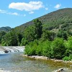 Mialet (Gard), barrage sur le gardon de Saint-Jean thumbnail