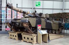 Cheiftain Mk 10 28th April 2018 #5 (JDurston2009) Tags: cheiftain tigerday tigerdayix bovington bovingtoncamp dorset mbt tank tankmuseum thetankmuseum