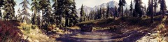 """""""The wonders of nature are endless."""" (Xenolith3D) Tags: far cry 5 screenshot panorama nature atmospheric water colorful forest wood tree landscape grass hope county ubisoft"""