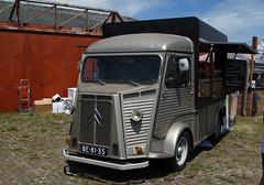 1968 Citroën HY 78 1.9 (rvandermaar) Tags: 1968 citroën hy 78 19 citroënhy h citroen sidecode1 import grijskenteken be8135 rvdm