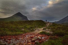 """THE FACE OFF"" (Wiffsmiff23) Tags: sligachan isleofskye scotland dramatic epic hike drama"