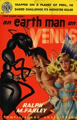 Avon Books 286 - Ralph M. Farley - An Earth Man on Venus (swallace99) Tags: avon vintage 50s sf scifi sciencefiction paperback
