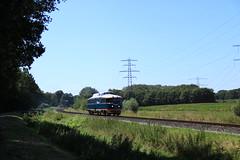 NS DE 20 door Lochem (vos.nathan) Tags: ns nederlandse spoorwegen de 20 de20 kameel nsm nederlands spoorwegmuseum lochem lc