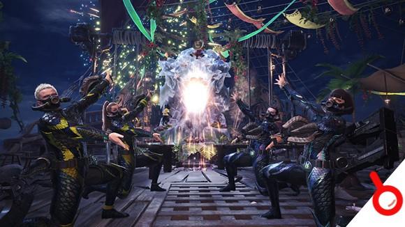 《怪物獵人:世界》「納涼之宴」活動正式開啟