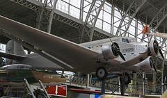 Junkers Ju 52/3 mg7e  n° 5670 (Aero.passion DBC-1) Tags: musée royal de larmée bruxelles muséedelair airmuseum collection dbc1 david biscove aeropassion avion aircraft aviation plane preserved préservé junkers ju52