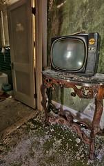 Inside An Abandoned WWII Army Surgeon's House (16) (Darryl W. Moran Photography) Tags: urbex urbanexploration urbandecay abandonedanddecaying abandonedsurgeonshome leftbehind forgottenpast frozenintime darktouristphotography