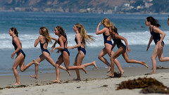 Zuma JG: 20180712-JUL_2028 (Kevin MG) Tags: beach sand girls young youth cute pretty little children kids fit athletic athletes summer
