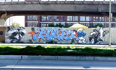 BORIS (STILSAYN) Tags: graffiti east bay area oakland california 2018