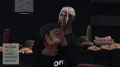 Cheat Day V1 (Hodari Hathor) Tags: cheatday secondlife sl slblogger mesh urban urbanfashion fastfood mcdonalds frenchfries chips slavi malemodel dope dopefashion dopeboy diamonds overeating photoshop photography mensfashion loft skyview penthouse condo
