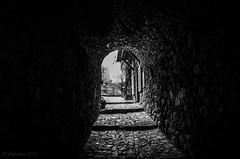 At the end of the road... (fabakira) Tags: fabakira fabakiraphotography fabakiraphotography2018 nikon d7000 sigma sigma1750 corse corsisa santantonino balagne light lumière regard monochrome noirblanc bwworldwithnikon bw nikonphotography nikonphotographers nikonartists nikonfr