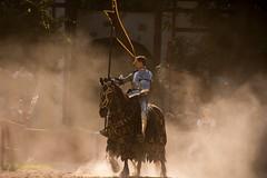 Joust to the Death (Pahz) Tags: thejousters joust helm knight armor jousting lance squire horse bristolrenaissancefaire brf2018 renaissancefaire renfaire renaissancefairephotographer pattysmithbrf nikond7200 tamron16300mm tamron