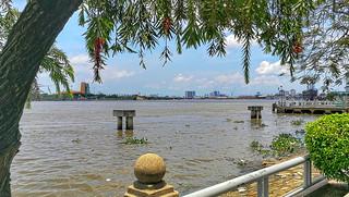 Saigon River - Promenade
