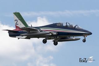MM54517 Italian Air Force (Aeronautica Militare) Aermacchi MB-339-A/PAN