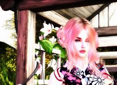It's true. In love with an Angel... (̶̶C̶̶y̶̶n̶̶t̶̶h̶̶i̶̶a̶̶ (cinzia.ba) Tags: gabriel style piero kimono