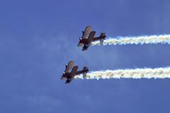 DSC_0643_001 (Gobbledeek) Tags: wales national airshow 2018 air show walesnationalairshow aerosuperbatics wing walkers aerosuperbaticswingwalkers wingwalkers