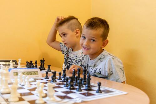 VIII Szachowe Mistrzostwa Społecznego Przedszkola Akademia Przedszkolaka-20