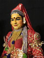 Kathakali Artist (SenShots / Senthilmani's Photography) Tags: kathakali artist performer malayalam kerala dance traditional folk mythology indian southindian religious drama hindu classical