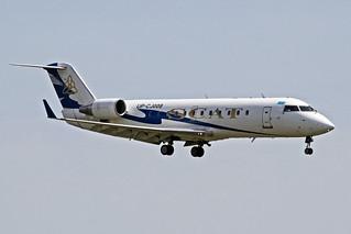 SCAT Airlines Canadair CRJ-200LR UP-CJ008 TSE 25-05-18