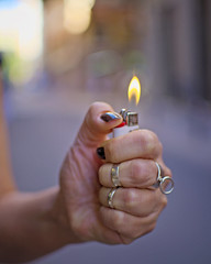 168-365 (Bego Alcántara) Tags: macrofriday fuego