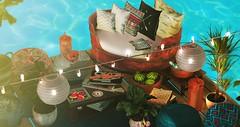 ❀ solana's noon ❀」 (Lunat1c.Secretspy) Tags: tarte granola brocante 22769 taikou fancydecor summerfest thearcade