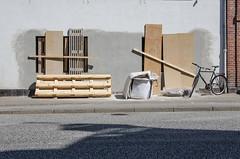 Accidental arrangement (AstridWestvang) Tags: aalborg denmark object street