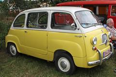 Multipla (Schwanzus_Longus) Tags: bockhorn german germany old classic vintage car vehicle italy italian minivan multipla fiat 600