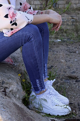 IMG_6395 (postfach0799) Tags: feet fetish socks dirty soles foot nike air max fetisch sportschuhe schuhe socken hot sexy young women