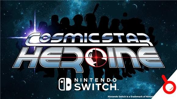 像素風JRPG《宇宙女英雄》8月14日登陸Switch
