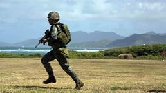 180706-M-KC456-1094 (rhk111) Tags: rimofthepacific rimpac rimpac2018 usarmy usnavy usairforce usmarinecorps usmc philippines philippinesrimpac2018 philippinemarinesch53 ch53superstallion airassault security lzeagle maritimestrategy hawaii mcbh strengtheningpartnerships largestmaritimeexercise helicopter familiarization marinecorpsbasehawaii unitedstates